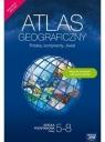 Polska, kontynenty, świat. Atlas geograficzny dla uczniów klas 5–8 szkoły Opracowanie zbiorowe