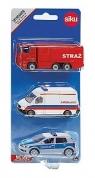 Zestaw pojazdów ratunkowych (S1819)