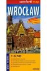 Wrocław plan miasta 1:22 500 foliowany Praca zbiorowa