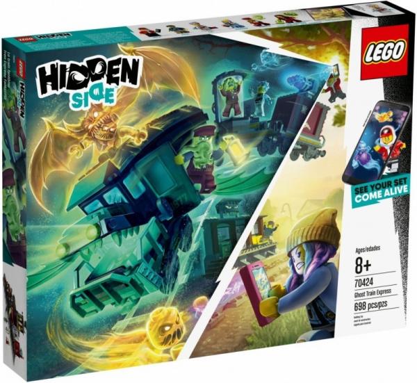 Lego Hidden Side: Ekspres widmo (70424)