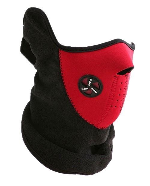 Maska termoaktywna  X-Ports czerwona