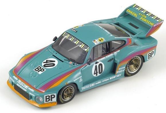 SPARK Porsche 935 #40 Se rvanin/Trisconi