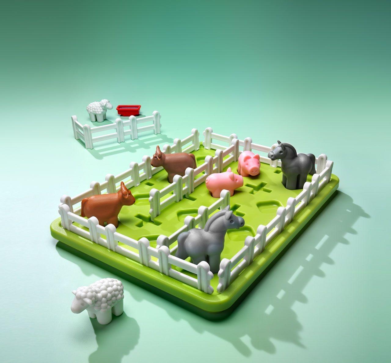 Smart Games Zwierzaki Na Wsi (SG091 PL)