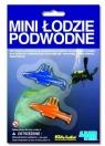Mini łodzie podwodne