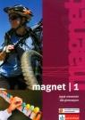 Magnet 1 Język niemiecki Podręcznik z płytą CD