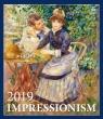 Kalendarz 2019 Impressionism Ex