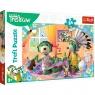 Puzzle Maxi 24: Rodzina Treflików - Bawmy się razem! (14319) Wiek: 3+