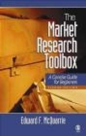 Market Research Toolbox Edward F. McQuarrie, E McQuarrie