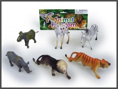 Figurka Hipo figurki Zwierzak zwierzęta dzikie (HSH006)