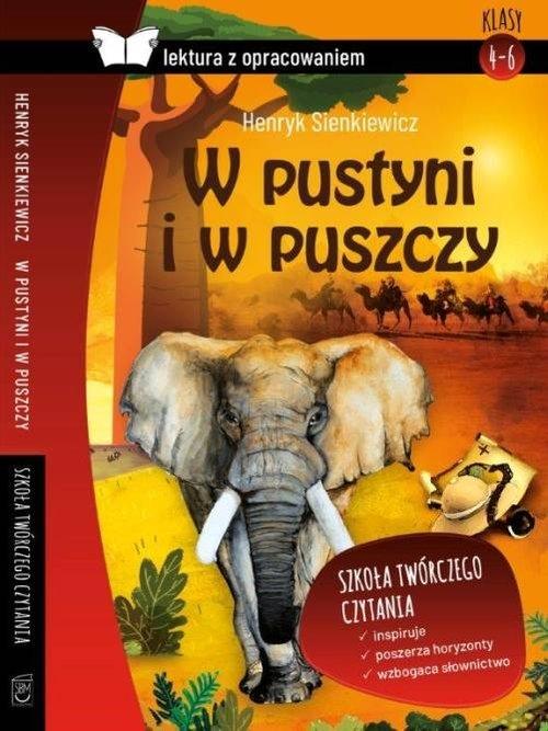 W pustyni i w puszczy Lektura z opracowaniem Sienkiewicz Henryk