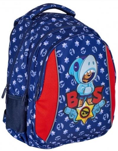 Plecak szkolny AB320 Leon Shark ASTRA