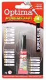 Klej Super Glue 3g Optima