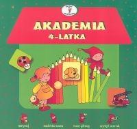 Akademia 4-latka Elżbieta Lekan
