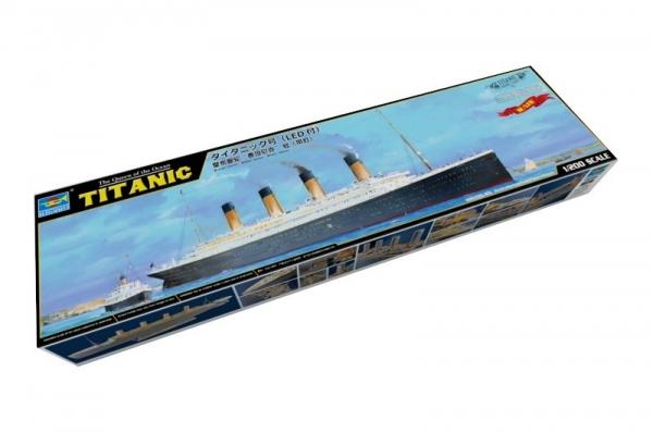 Model plastikowy Titanic 03719 (03719)