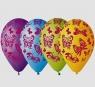 Balony Premium Motyle 5 sztuk