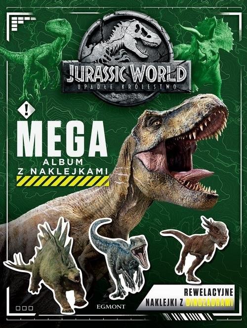 Jurassic World 2 Megaalbum z naklejkami Pallant Katrina