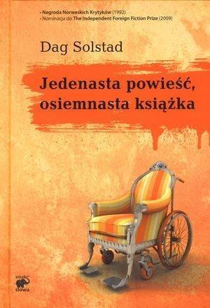 Jedenasta powieść, osiemnasta książka Solstad Dag