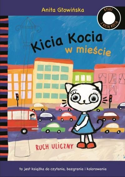 Kicia Kocia w mieście. Anita Głowińska