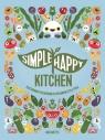 Simple Happy Kitchen ilustrowany przewodnik po roślinnym stylu życia Mottes Miki