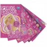 Książeczka z naklejkami Barbie