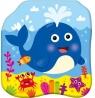 Książeczki kąpielowe Radosny wieloryb opracowanie zbiorowe