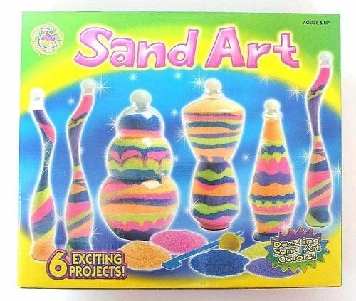 Sand Art Piaskowa sztuka