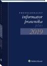 Profesjonalny Informator Prawnika Plus 2019, granatowy (format B5)