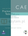CAE Practice Tests Plus NEW z CD-Rom +key