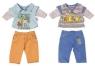 Baby born - Ubranko dla chłopca, 2 rodzaje (822197)