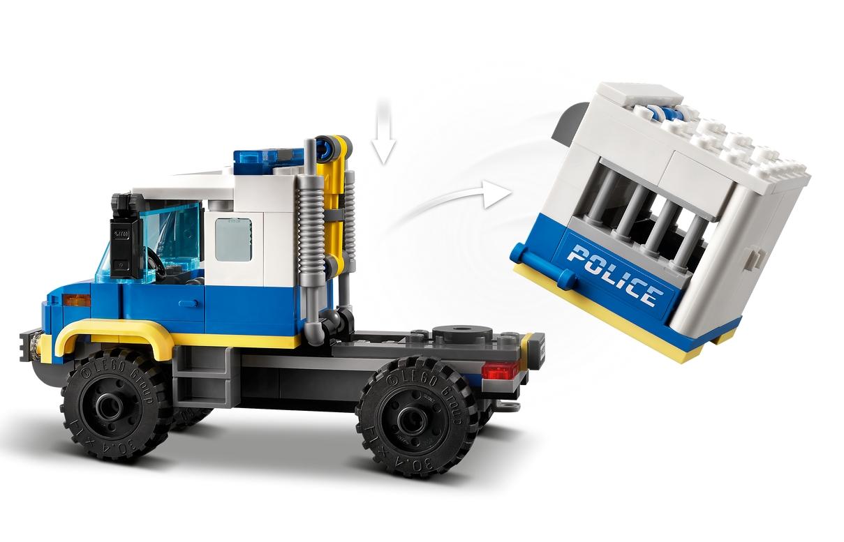 Lego City: Policyjny konwój więzienny (60276)