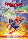 Spider-Man Zadanie naklejanie