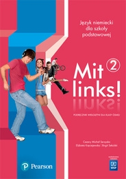 Mit links 2! Podręcznik + CD. Klasa 8 Elżbieta Kręciejewska, Danuta Lisowska, Cezary Serzysko