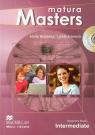 Matura Masters Intermediate Student's Book + CD Poziom B1/B2