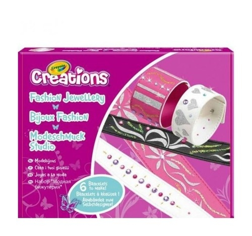 Crayola Creations Ozdobne bransoletki
