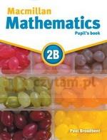 Macmillan Mathematics 2B PB Paul Broadbent