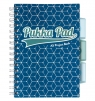Project Book Glee A5/200K kratka nieb (3szt) PUKKA