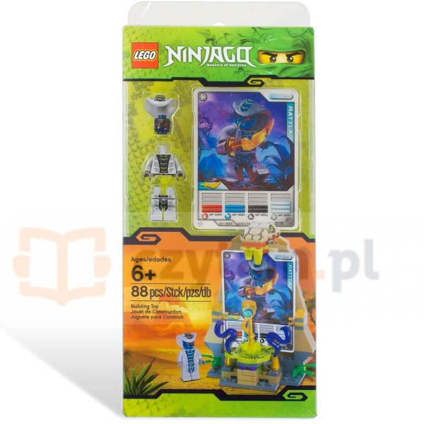 LEGO Ninjago Karta Postaci  Shrine (850445)