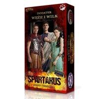 Spartakus Węże i Wilk