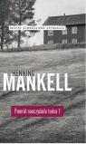 Powrót nauczyciela tańca Część 1 Mankell Henning