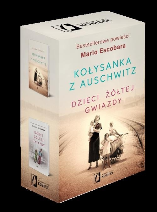 Kołysanka z Auschwitz / Dzieci żółtej gwiazdy Escobar Mario
