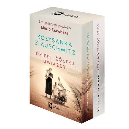 Pakiet: Kołysanka z Auschwitz / Dzieci żółtej gwiazdy Escobar Mario