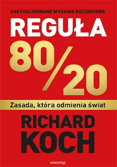 Reguła 80/20 Koch Richard