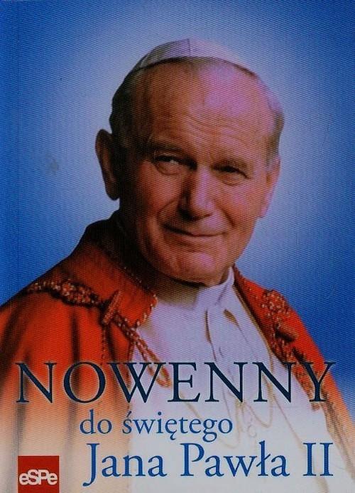 Nowenny do świętego Jana Pawła II Matusiak Anna