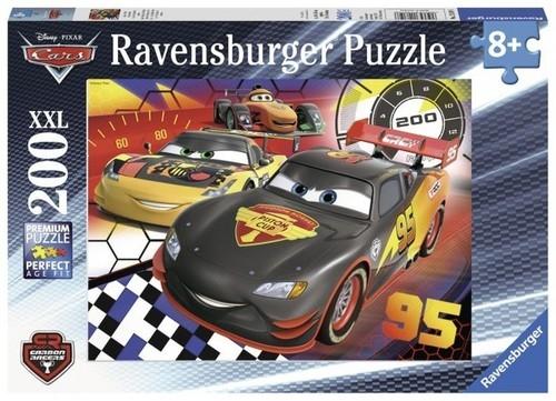Puzzle Auta Wyścig trwa 200 (128198)