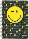 Kołonotatnik A6 Smiley