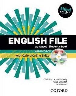 English File 3E Advanced SB + Online Skills OXFORD praca zbiorowa
