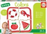 Puzzle Baby: Kolory (18119)