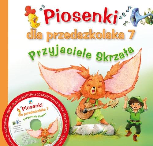 Piosenki dla przedszkolaka część 7. Przyjaciele Skrzata Danuta Zawadzka