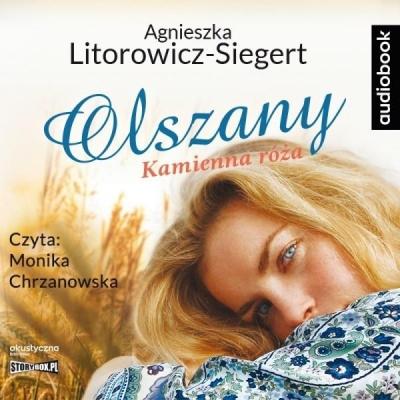 Olszany T.2 Kamienna róża Agnieszka Litorowicz-Siegert