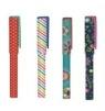 Długopis kwiaty i kropki - MIX